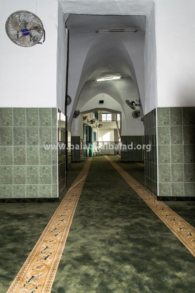 مسجد بلاطة البلد