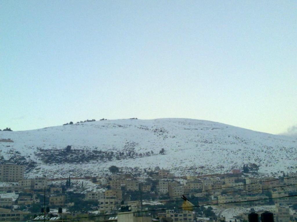 جبل عيبال - تصوير سهير دويكات