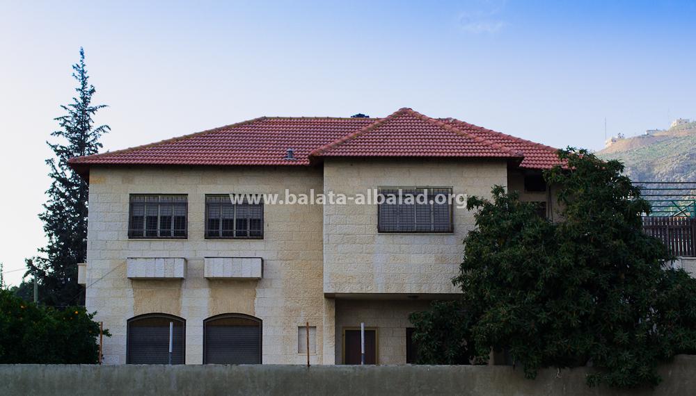 منزل السيد جميل محمد اسعد ( ابو احمد)