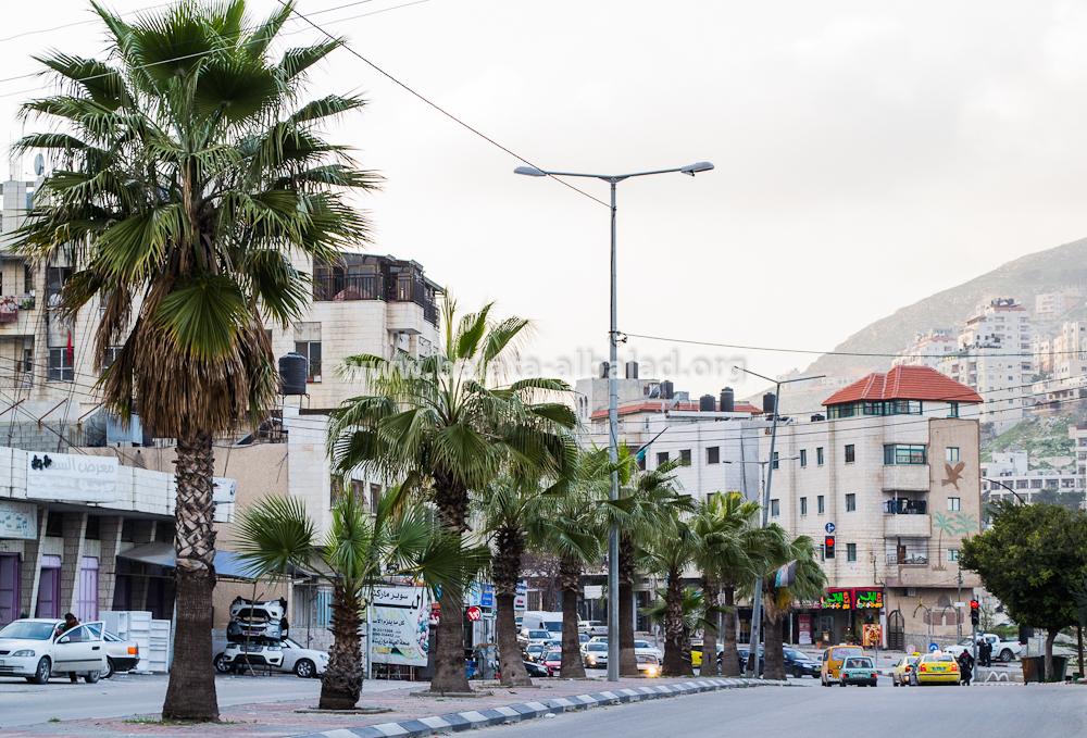 شارع القدس
