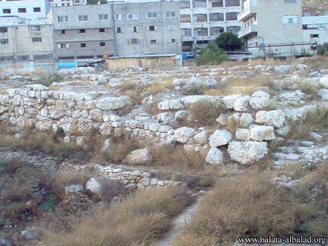 آثار تل بلاطة